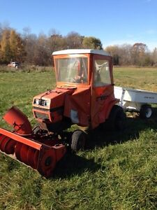Snowblower tractor  London Ontario image 3