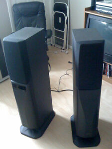 Sony Home Theater Speakers excellent condition 150$