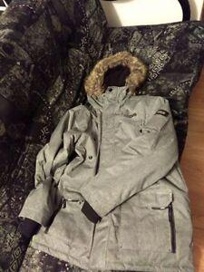 Manteau d'hiver XL
