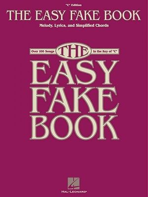 The Easy Fake Book Sheet Music Easy Fake Book NEW 000240144