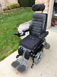 Permobil Power Wheelchair Sarnia Sarnia Area image 1