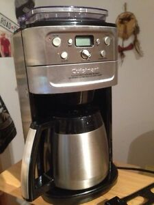 Cuisineart Coffeemaker with Grinder Strathcona County Edmonton Area image 7