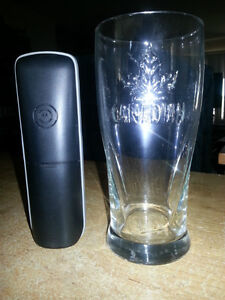 BRAND NEW MOLSON CANADIAN BEER GLASSES ONLY 3$ EACH X22 London Ontario image 1