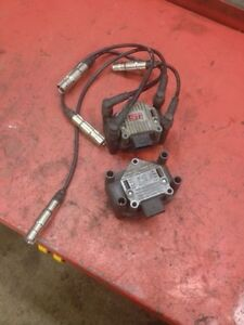 VW mk4 2.0 coil pack with brand new wires