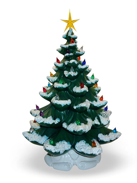 your guide to buying a ceramic christmas tree