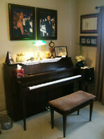 Piano Lessons - North Edmonton Music (Brintnell Area)