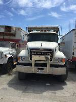 2006 Mack Tri-Axle Dump Truck