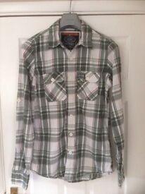 Men's Superdry shirt size Medium
