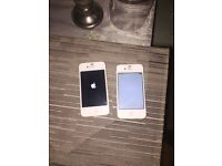 iPhone 4 used in white both