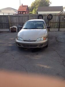 2002 Chevy cavalier  Cornwall Ontario image 5