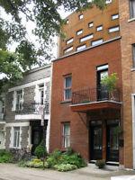 Superbe duplex maison de ville - 3 chambres