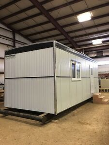 Office Trailers , Lunchrooms  Modular  Mfg. Sales Rentals Williams Lake Cariboo Area image 1