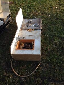 RV stove, sink and Counter Belleville Belleville Area image 2