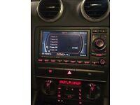 Audi A3/S3 Sat Nav unit