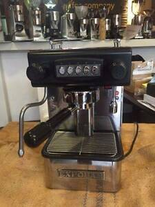 Cheap 1 Group Expobar Office Semi Commercial Coffee Machine Marrickville Marrickville Area Preview