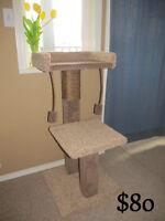 Cat Tree / Cat stratch posts
