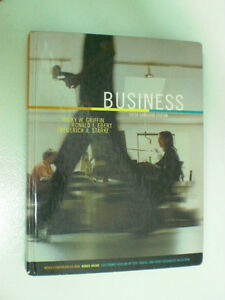 BUSINESS - 5th.Canadian Edition,R,W.Griffin,Ebert,Starke + GIFT