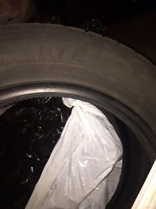 225/55r/17 4 winter tires used 2 seasons only West Island Greater Montréal image 3