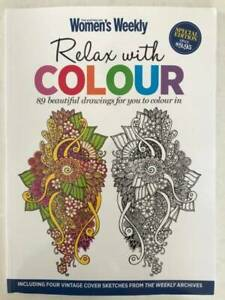 The Australian Women's Weekly Relax with Colour book