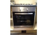 Electric oven cracking condition (Bush AE6FS)