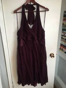 Dress - Size 18 - Silk