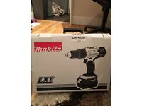 Makita Combi drill 18v, 3.0Ah brand new