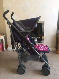 Mamas &Papas CRUiSE Stroller
