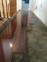 WE Laminate/Tiling/Hardwood BEST Quality of WORK for low price !