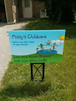 **Childcare in Tillsonburg**