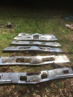 1968 and 69 Chevrolet Chevelle / Beaumont Bumper