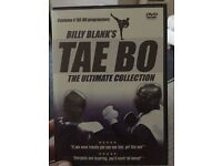 Billy blanks DVD