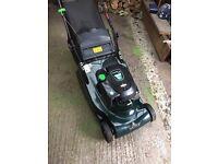 Hayter lawn mower 48