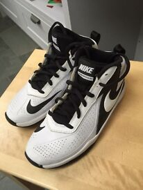 Nike size 3 basketball trainers