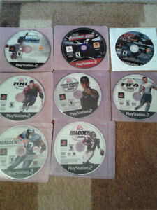 PS2 SPORTS AND RACING GAMES! ONLY $3 EACH! Oakville / Halton Region Toronto (GTA) image 3