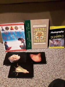 Books and Food Pictures