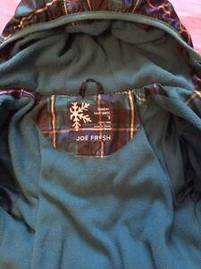 Joe Fresh warm and soft winter jacket. 3T West Island Greater Montréal image 3