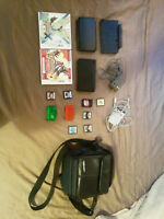 3DS, DS Lite, Game, Carrying Case Bundle