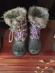 Girls Storm winter boots