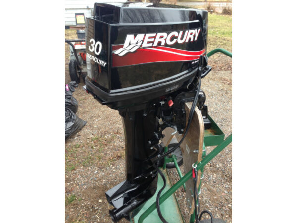 Used 2009 Mercury 30 hp Mercury