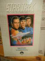 Complete original Star Trek TV series on VHS for sale