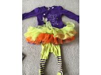9-12 months baby girl Halloween outfit