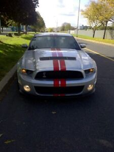 2011 Ford Mustang Shelby GT500 Coupe (2 door)