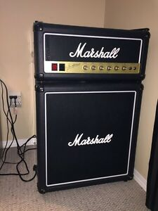 Legendary Marshall Amp Fridge