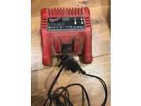 Milwaukee 18v battery charger