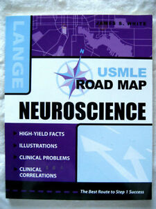 USMLE Road Map: Neuroscience (medicine,MCC,exams,test,guide)