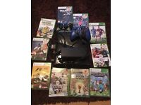 Xbox 360 & various games