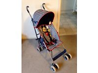 DISNEY Mickey Mouse PRAM from Mothercare in GREAT CONDITION!