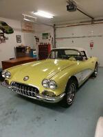 59 Corvette for sale