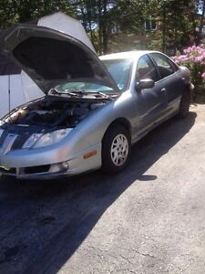 2003 Pontiac Sunfire Sedan