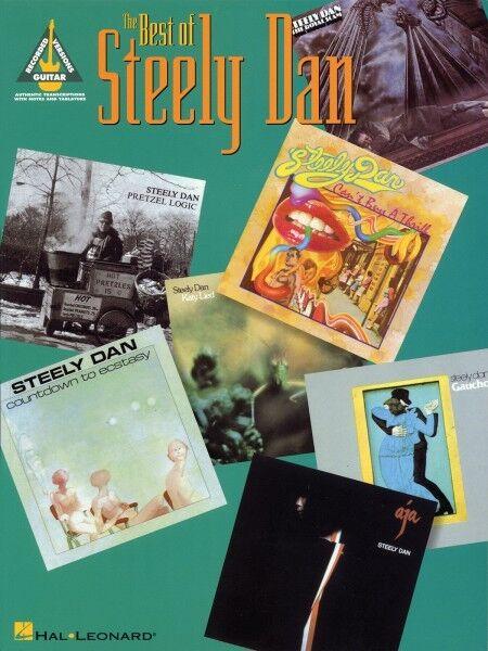 The Best of Steely Dan Sheet Music Guitar Tablature NEW 000120004